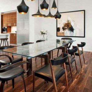 Kitchen Table Lighting Ideas Gallery