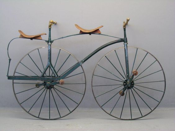 Bicycle Built For Two \u2013 Kristin Holt Earliest Tandem Bicycle - absence note
