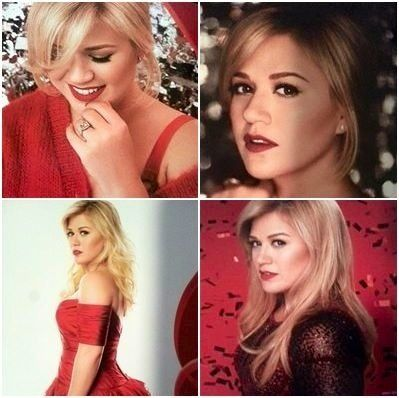 Kelly Clarkson - Wrapped In Red (Christmas Album) Photo Shoot | Kelly clarkson, Kelly, Beauty
