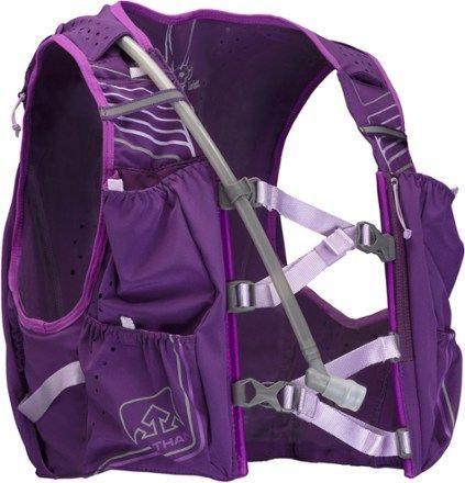Nathan Women's VaporHowe 12L 2.0 Hydration Vest - 1.6 Liters Majesty/Purple Cactus #12L #Coop #Fitne...