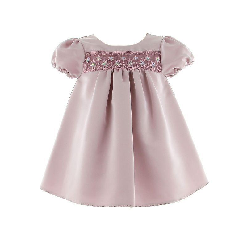Rochita Botez Vintage Pink Hey Princess Rochite Fetite Rochite