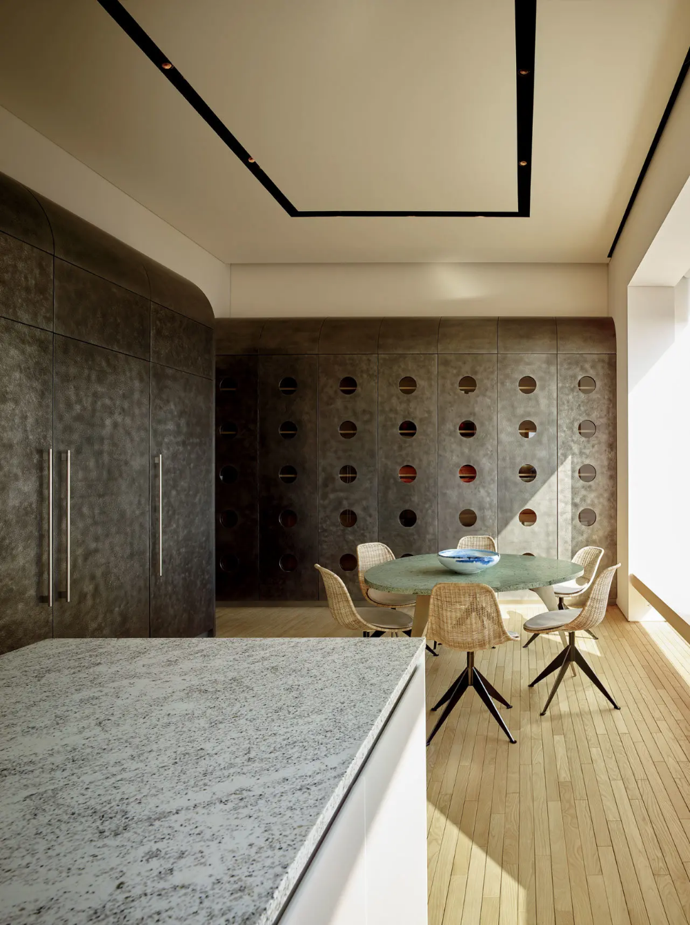 Inside The Private New York City Residence Designed By