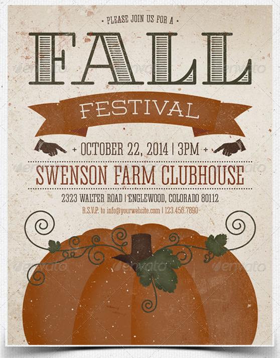 print ready halloween flyer templates