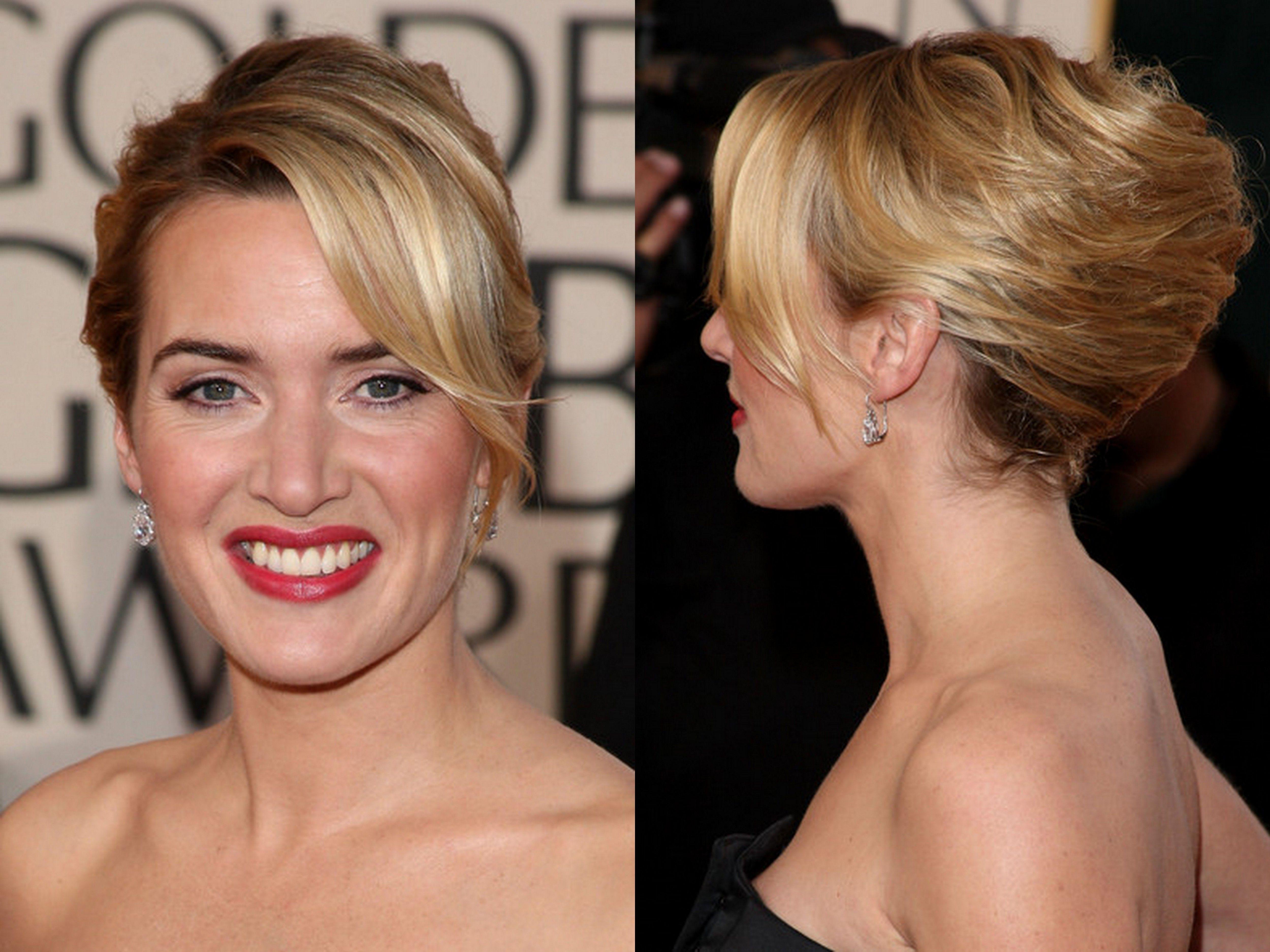 Kate Winslet Fan Art Kate Winslet Hair Style Cool Hairstyles Hair Styles Hairstyle