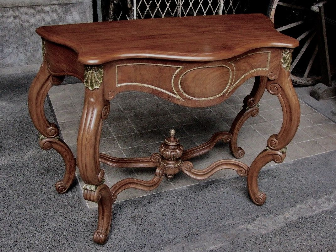 Console Table From The Paterno Villar Family Of Manila 1900s