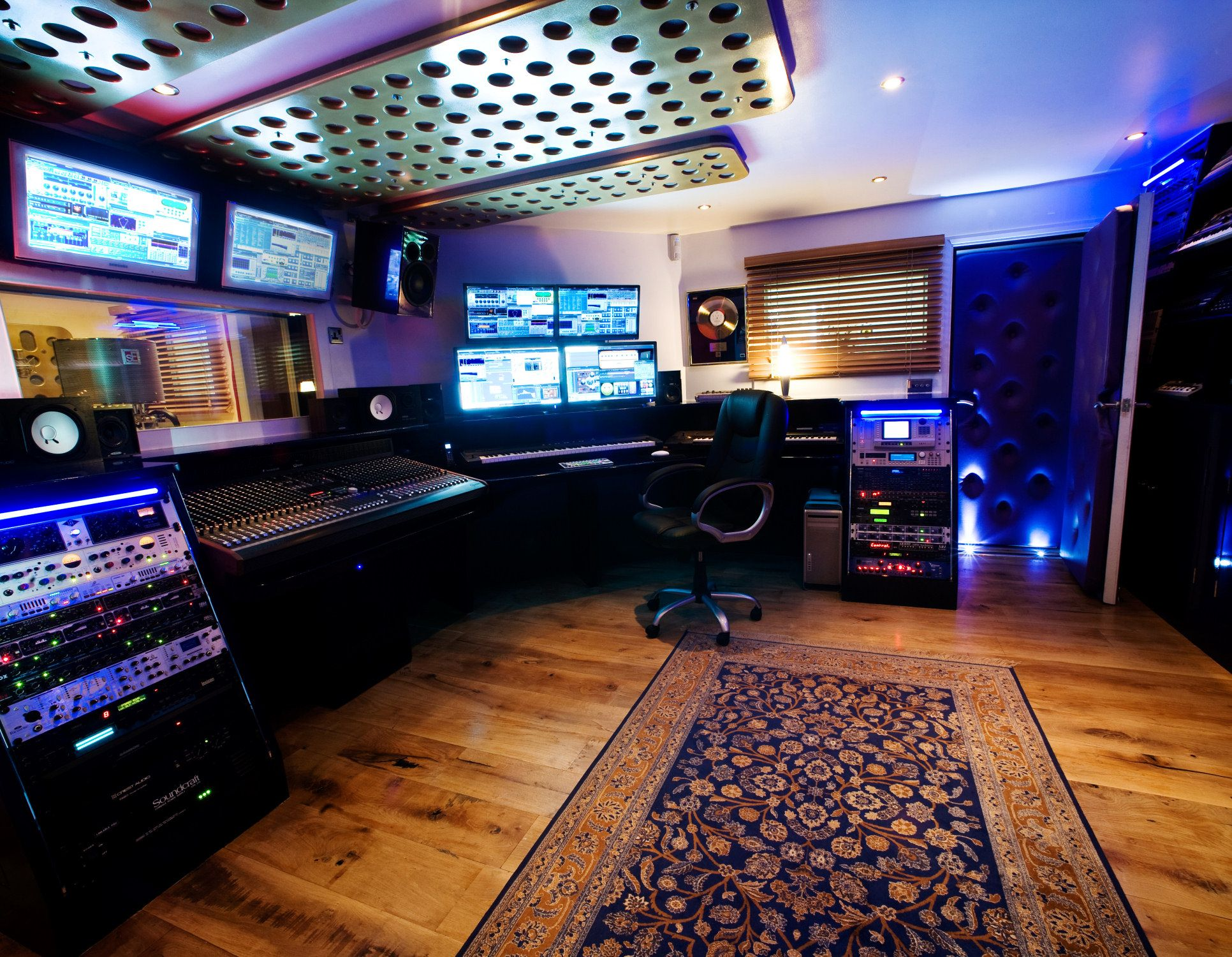 Brilliant 17 Best Images About Recording Studios On Pinterest Home Largest Home Design Picture Inspirations Pitcheantrous