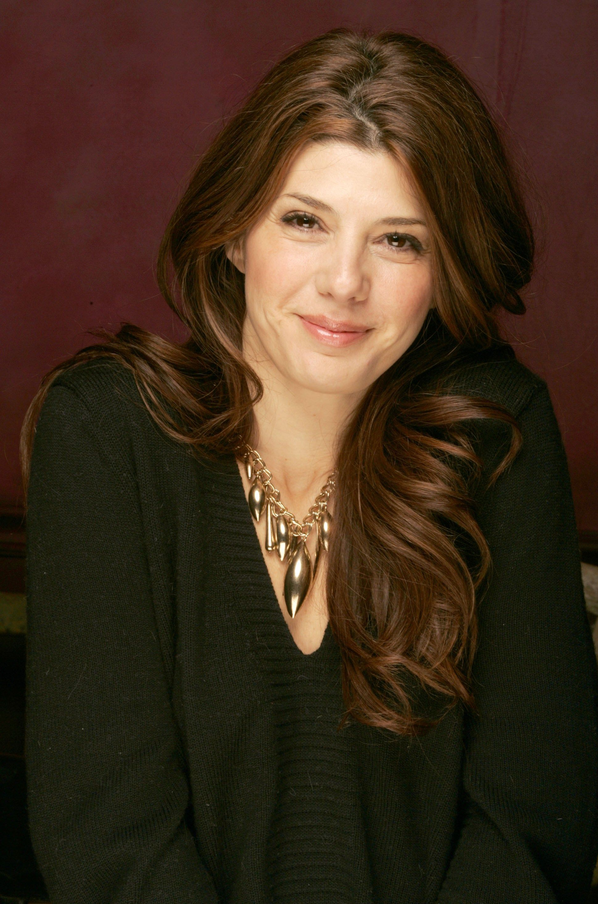 Marisa Tomei- I've been told countless times I resemble ...