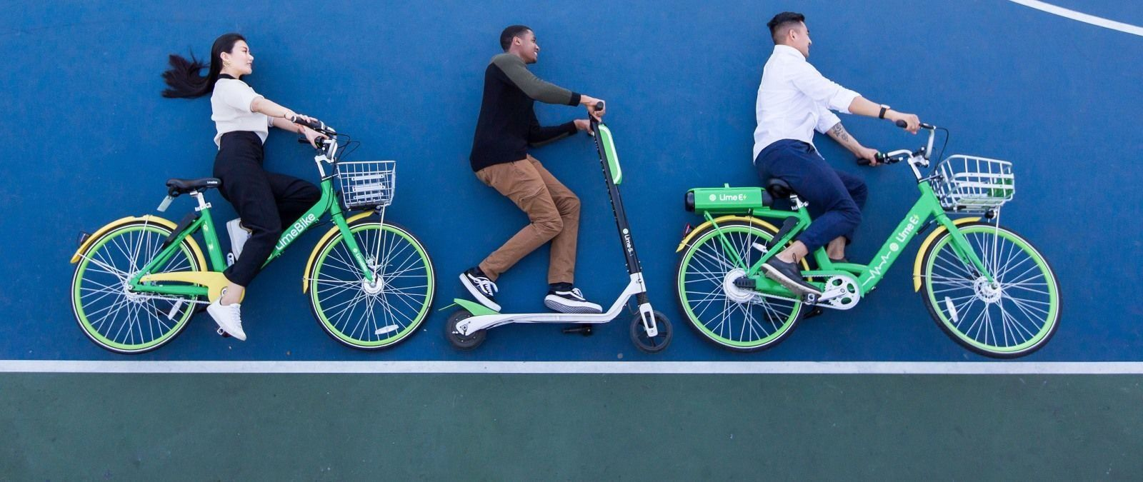 Google Maps Can Find You A Nearby Lime Scooter Or Bike Mit Bildern
