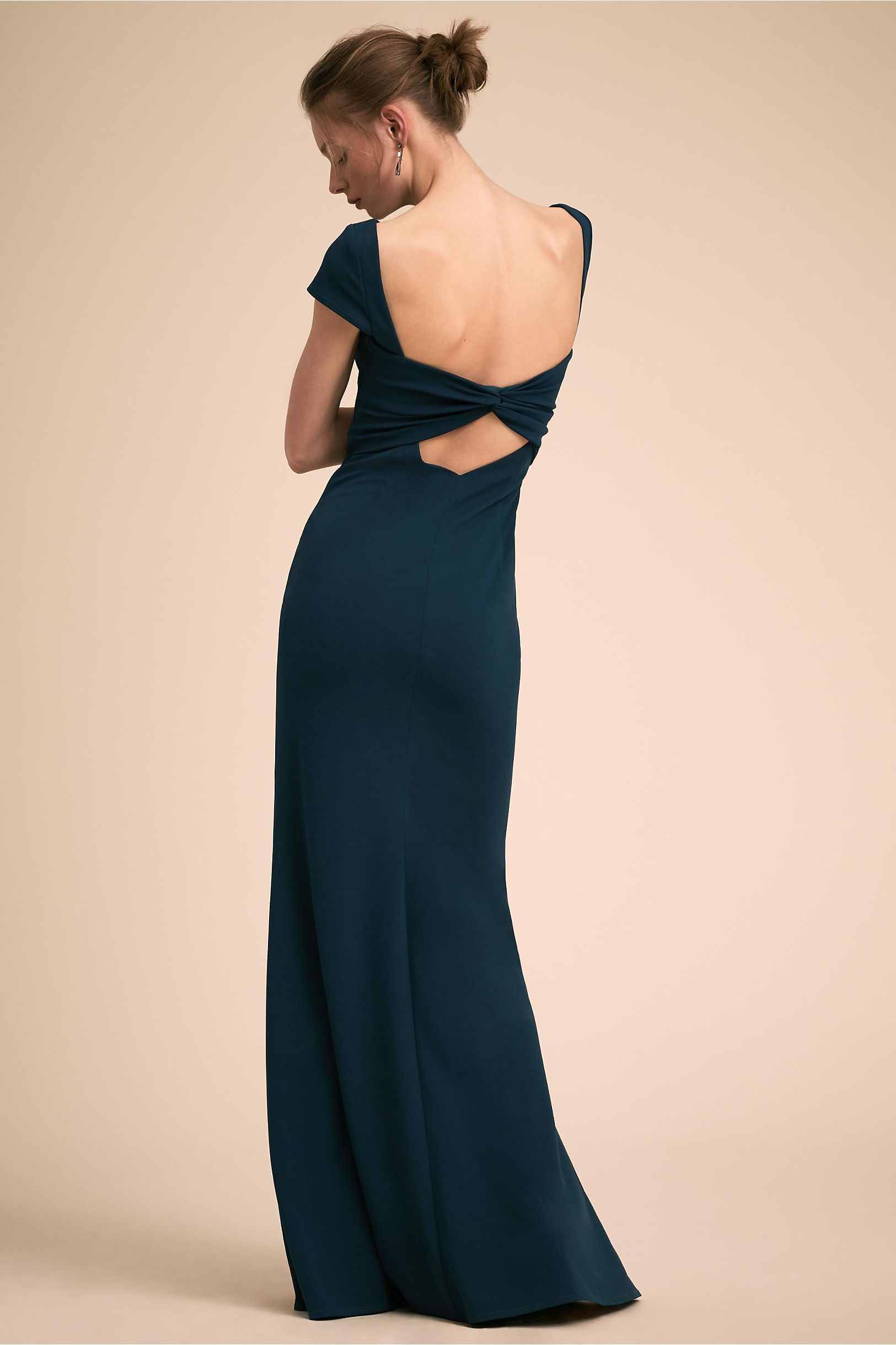 8acf15169a1 Madison Dress Navy in Bridal Party