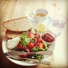 Mmm my breakfast