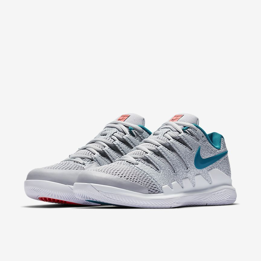 Nikecourt Air Zoom Vapor X Women S Hard Court Tennis Shoe Nike Com In 2020 Platform Tennis Shoes Nike Shoes Women White Tennis Shoes