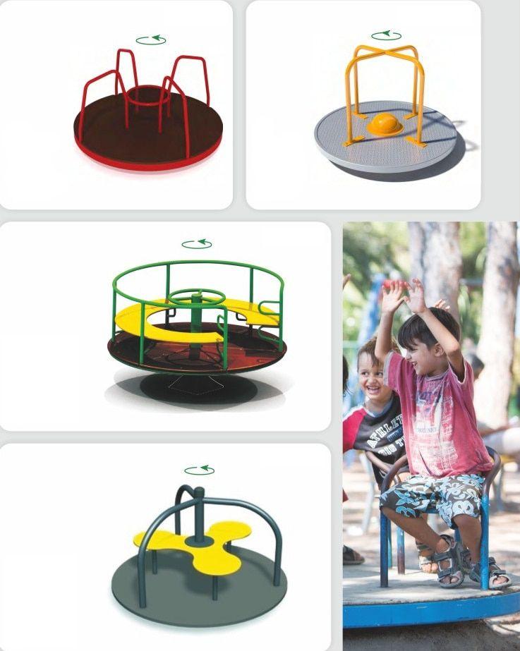 #fitness #swivel #chair #kids #carousel #spring #rider #park #equipment #ylw-sr20191152 #спорт #разв...