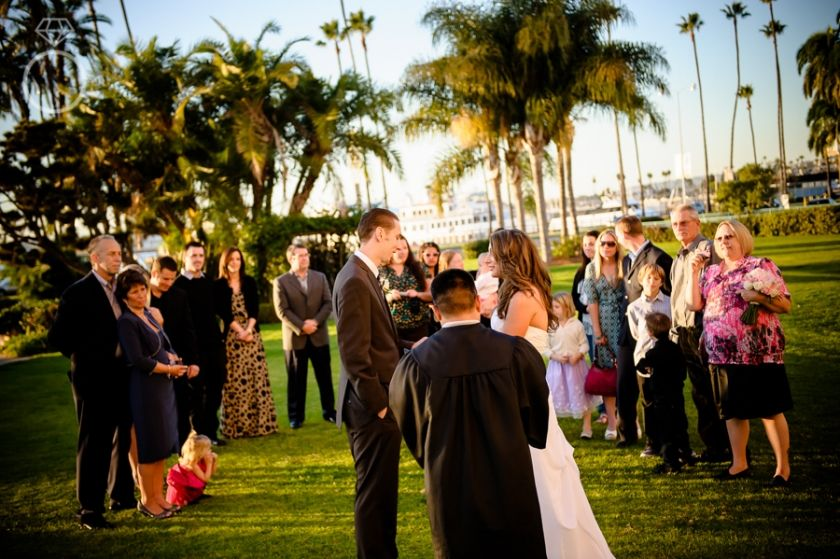 Pic Ideas Outdoor San Go Courthouse Wedding Ceremony