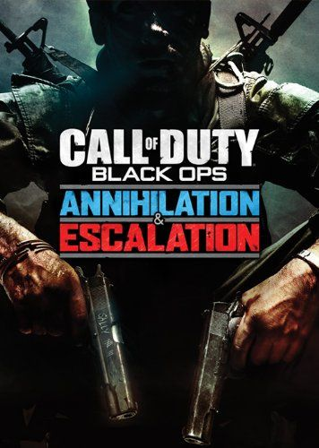 Call Of Duty Black Ops Annihilation Escalation Game