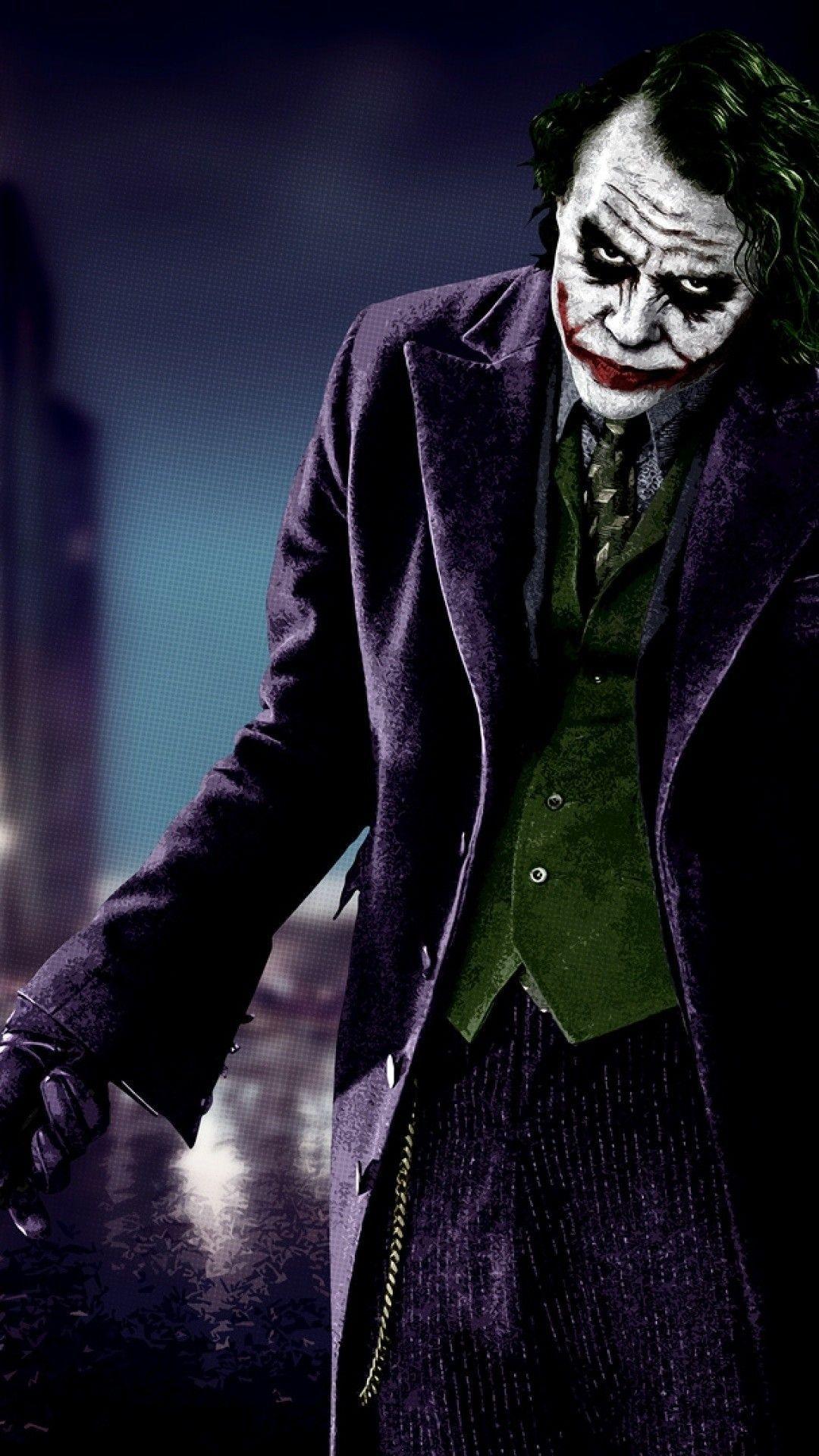 Heath Ledger Android Iphone Desktop Hd Backgrounds Wallpapers 1080p 4k 106709 Hdwallpapers Androidwallpap Joker Wallpapers Joker Images Joker Art