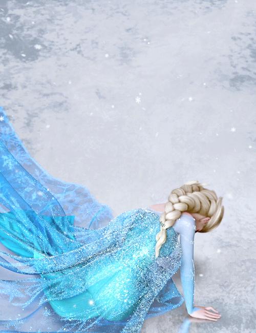 холодное сердце эльза в снегу фото жанны признался