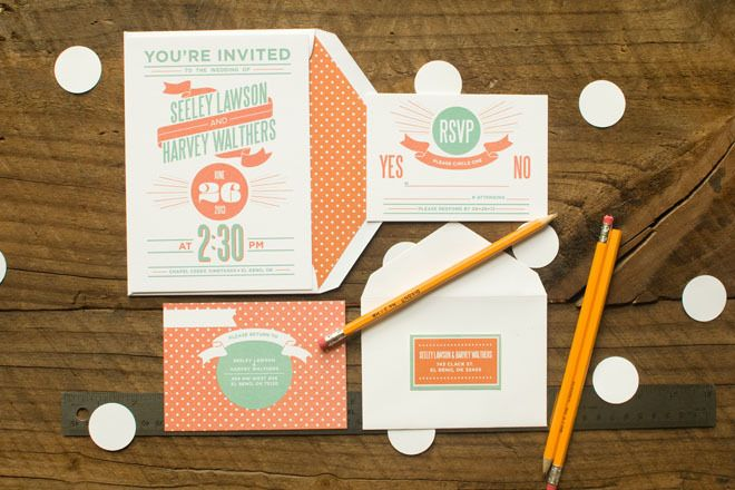 so pretty invites.