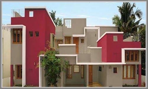 Arsitek Dan Perencana Bangunan Yogyakarta Jogjakarta Lightarch Tips Memilih Warna Cat Rumah Minimalis Yang Bagus
