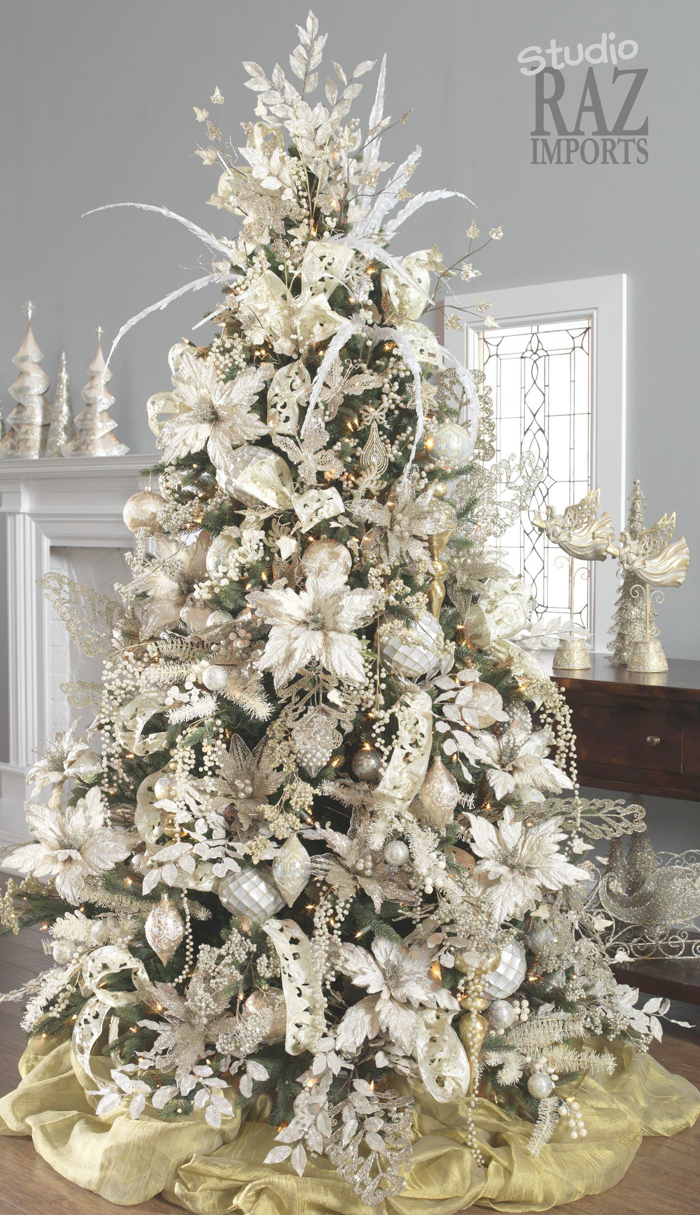 Christmas Tree Mold Except Christmas Lights Hangers Of Christmas Tree Ligh Elegant Christmas Trees Elegant Christmas Tree Decorations Beautiful Christmas Trees