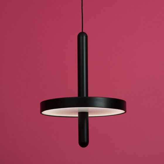 'Magnum' light by Patrycja Domanska & Felix Gieselmann (AT) architecture   photo
