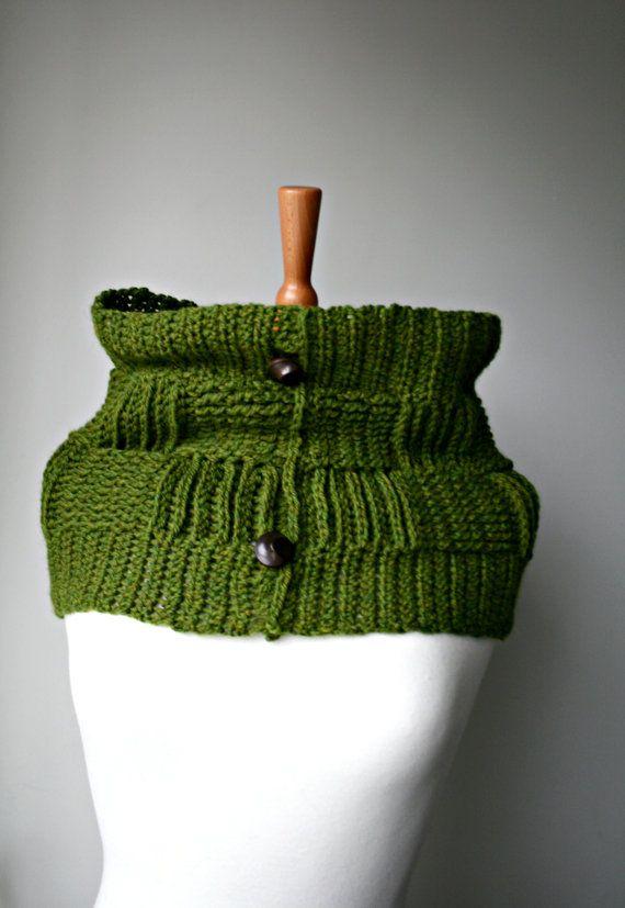Crochet pattern, cowl scarf crochet pattern, cowl pattern (157 ...
