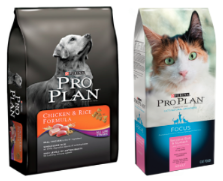 Free Bag Of Purina Pro Plan Dog Or Cat Food At Petco With This