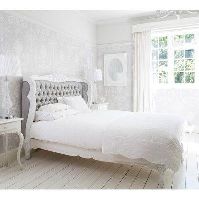 Bergerac Silk Upholstered Bed Goodnight, my darling Pinterest