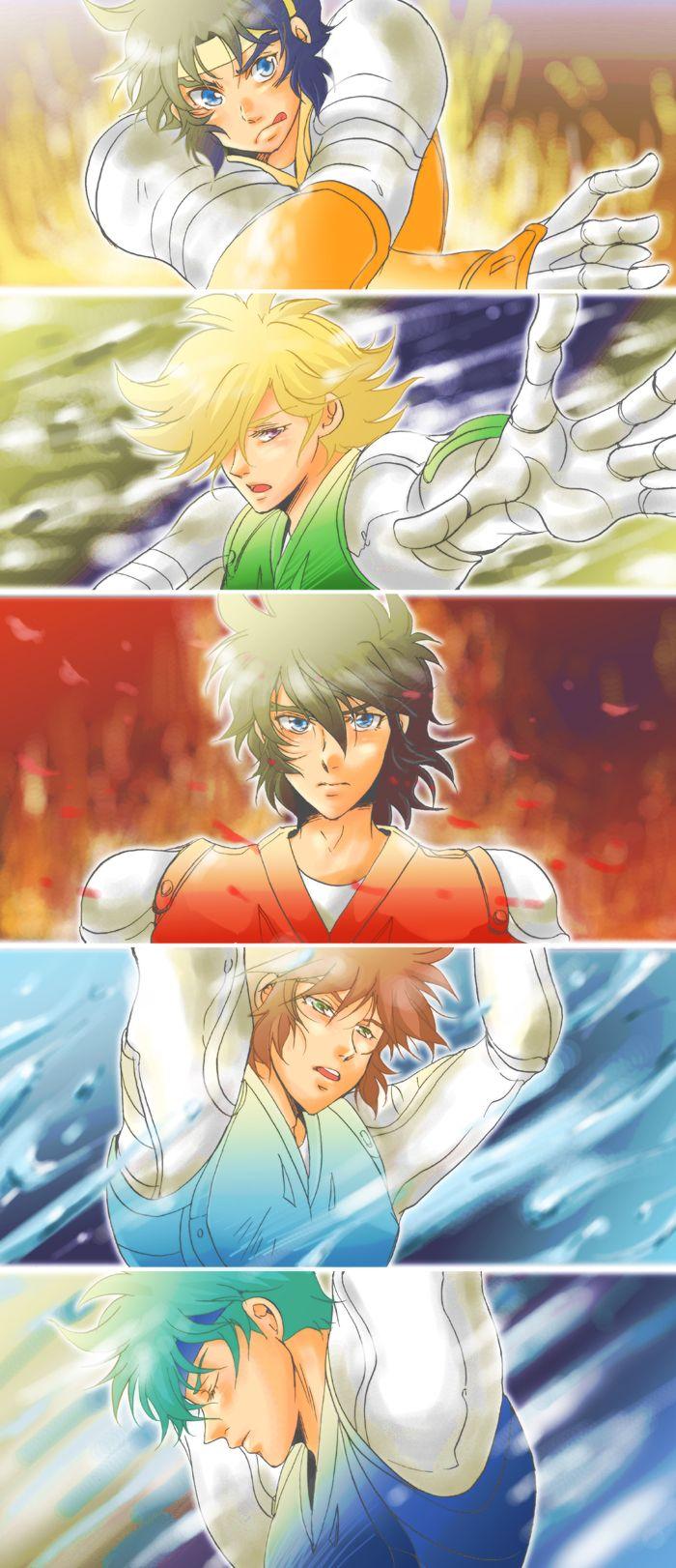 Samurai Reflections — gizmo1022 ひろ I just love this