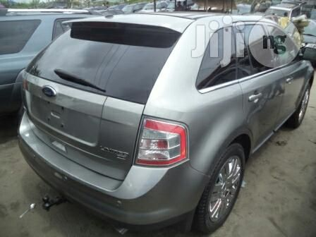 Tokunbo Ford Edge  Gray For Sale In Apapa Buy Cars From Cars For Sale On Jiji Ng