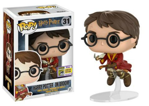 Harry Potter Funko POP Ginny on Broom #26706