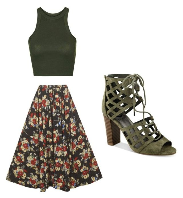 """""""Untitled #42"""" by jalaya06 on Polyvore featuring Topshop and G by Guess"""