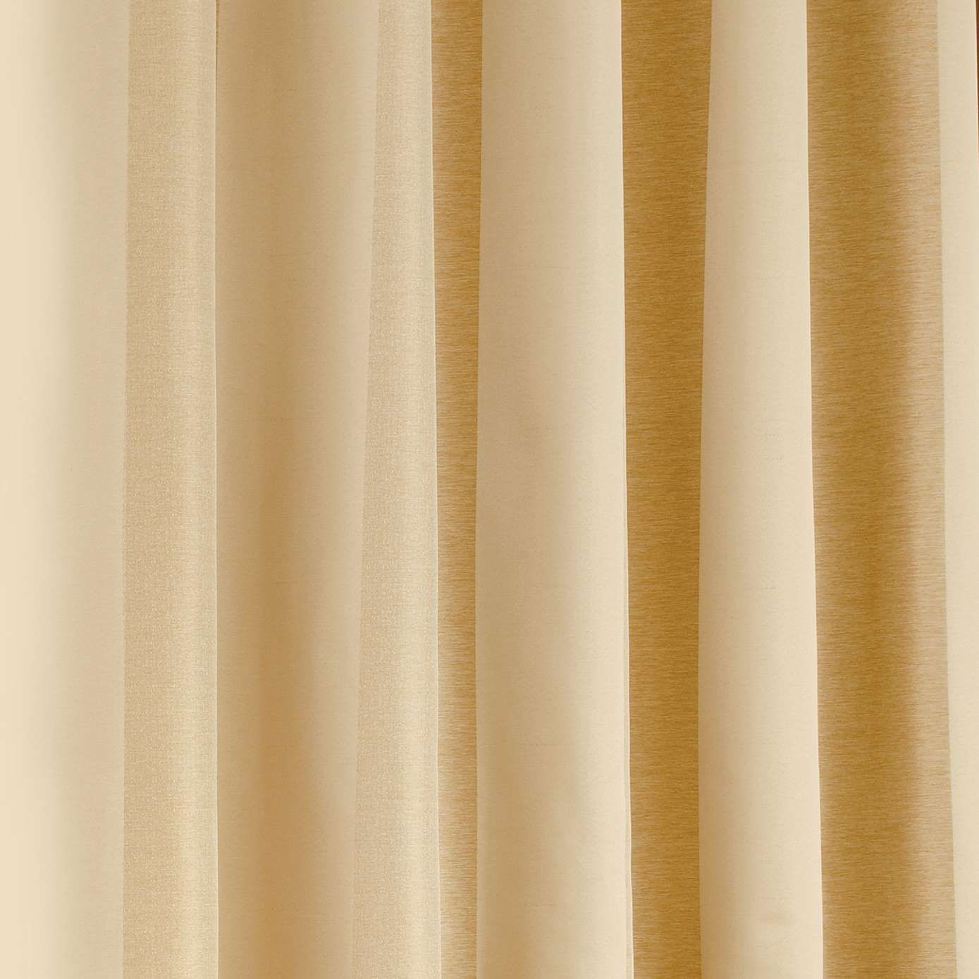 Monaco Antique Gold Eyelet Curtains