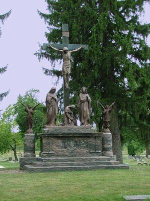 Catholic Cemetery Fort Wayne Indiana With Images Fort Wayne