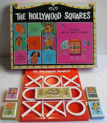 The Hollywood squares - First Edition