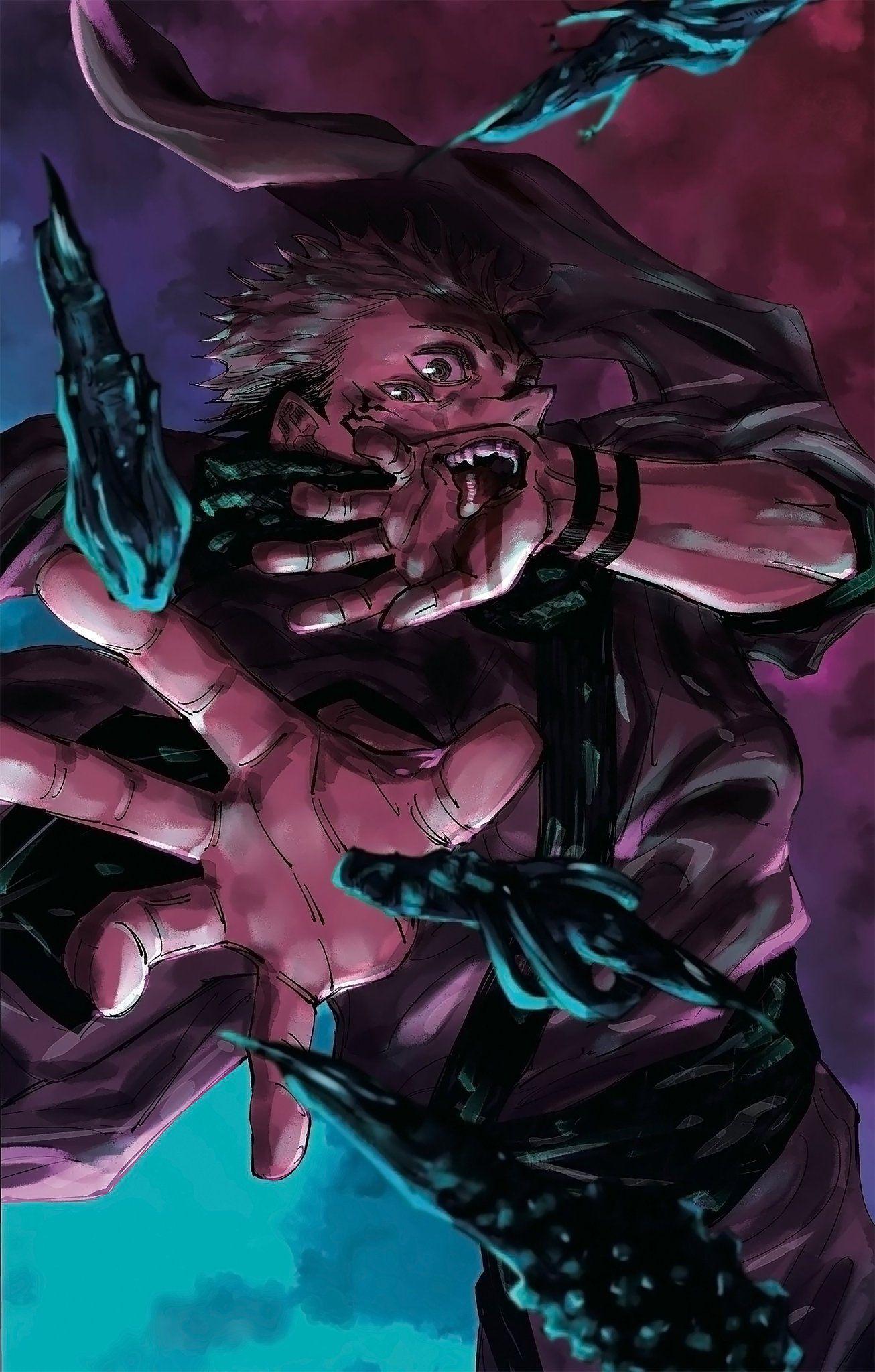 Pin By V A 2 On Jujutsu Kaisen Jujutsu Manga Covers Anime Printables