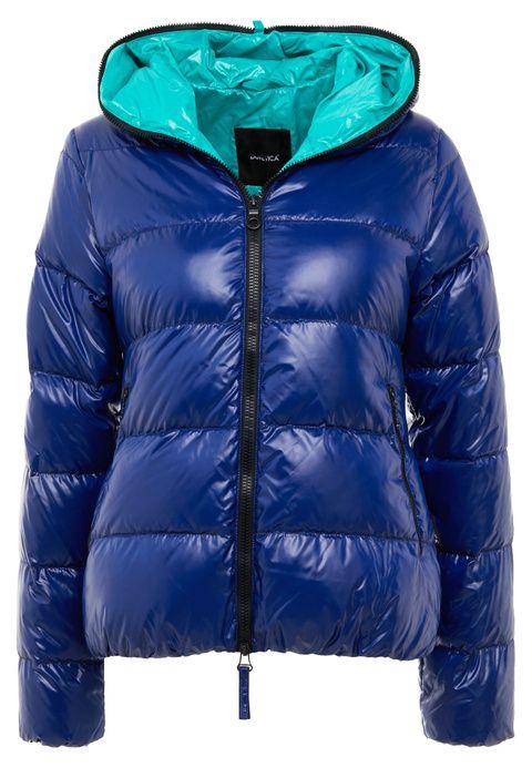 f6a27ad5 THIA - Dunjakke - zaffiro Down Puffer Coat, Jacket Style, Nylons, Winter  Jackets