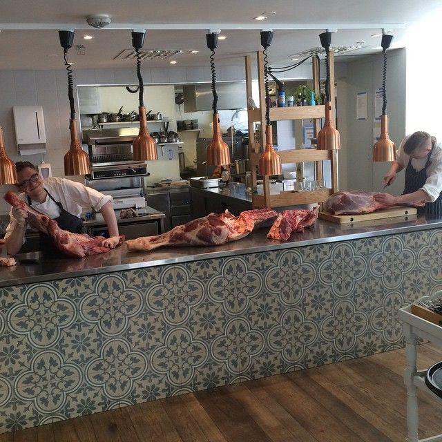 Kalv fra Hålandsdalen✌️ #colonialen #bergen #restaurant #finedining #food #foodlove #kongoscarsgate #hålandsdalen