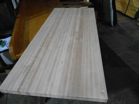 Image result for gray butcher block countertop