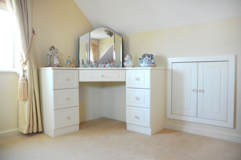 What Is Your Ideal Style Corner Vanity Table Home Furniture