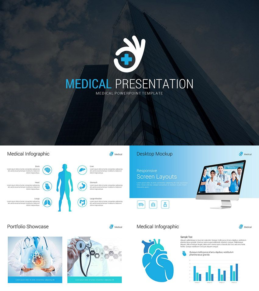 business powerpoint template business template free free
