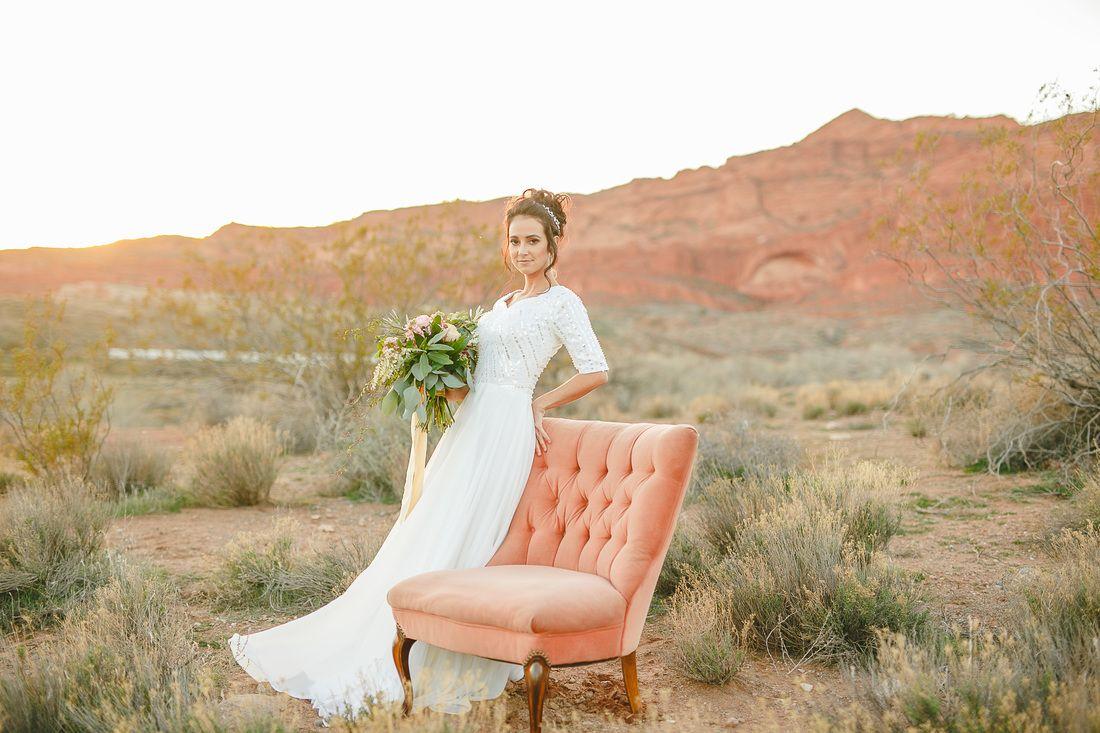 Elizabeth Cooper Design Real Wedding Half sleeve