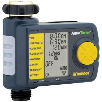 Water Hose Timer for Garden Digital Automatic Outlet Faucet Sprinkler Premium