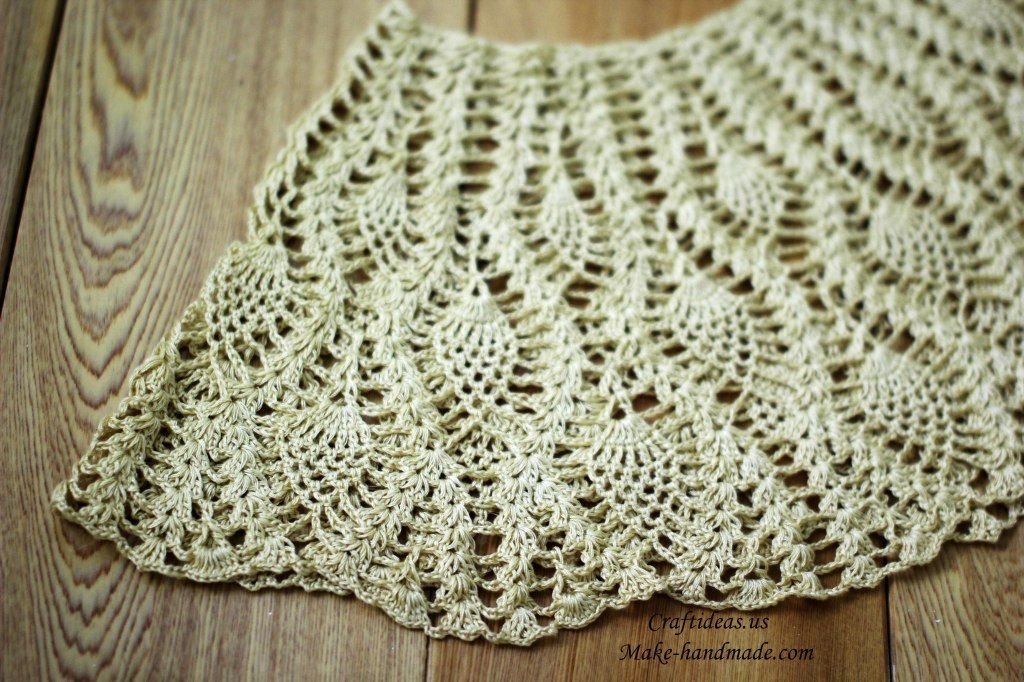 crochet handmade | Crochet;vestidos para niñas | Pinterest ...