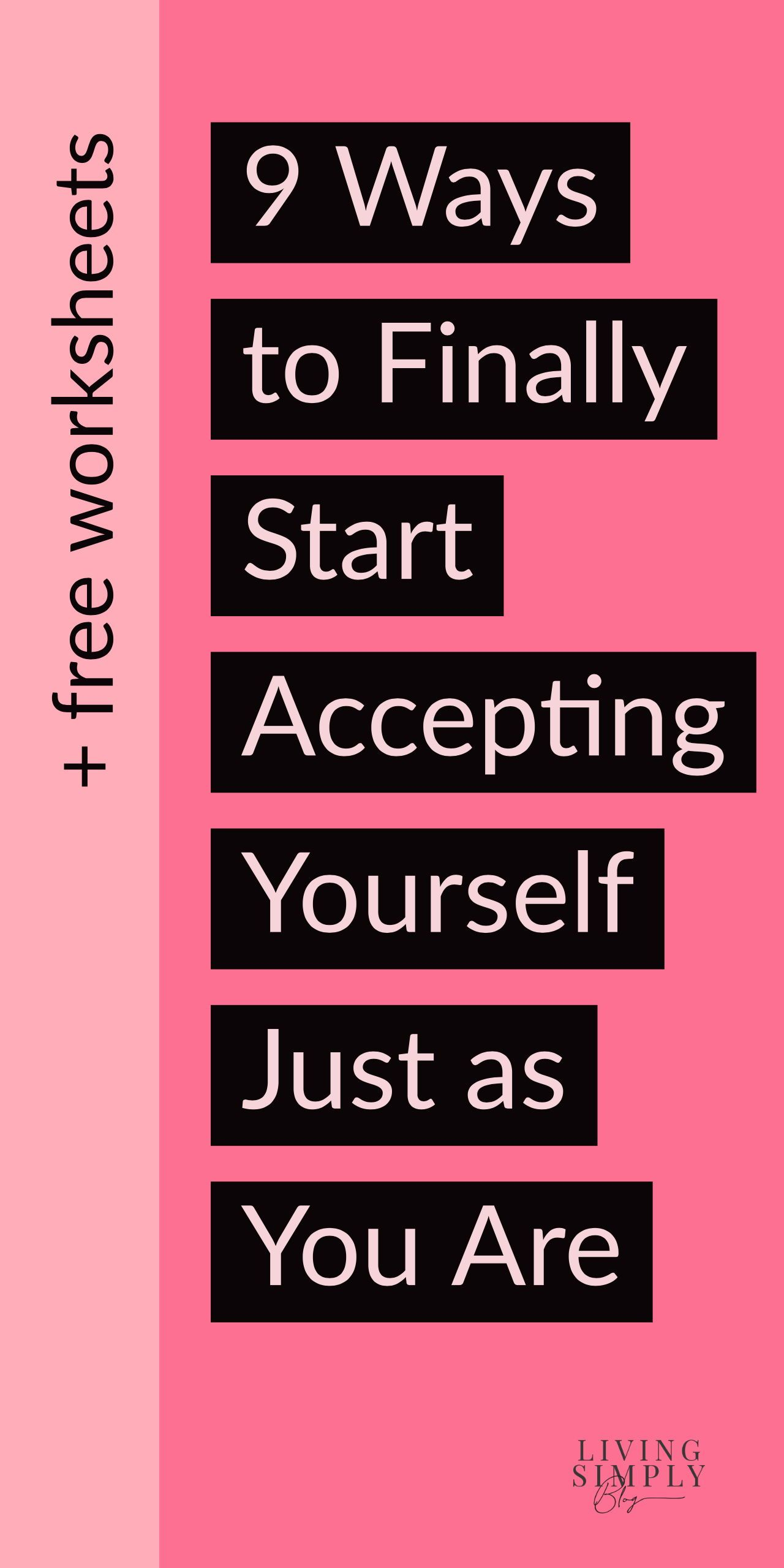 Self Acceptance How Compassion Leads To Contentment And Happiness
