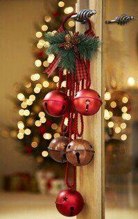 Christmas Bell Decorations Pinteresa Wilkes On Happy Holidays & Merry Christmas