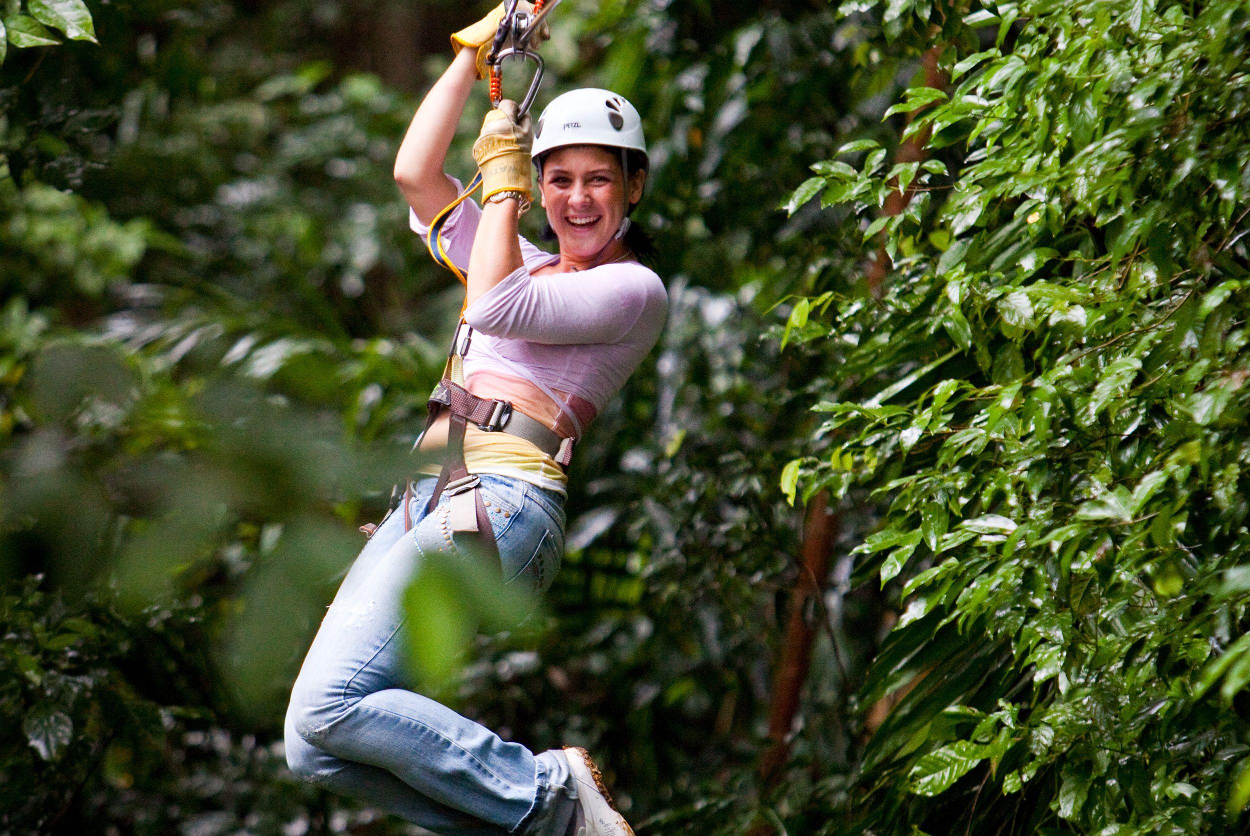 Treetop Zip Trip