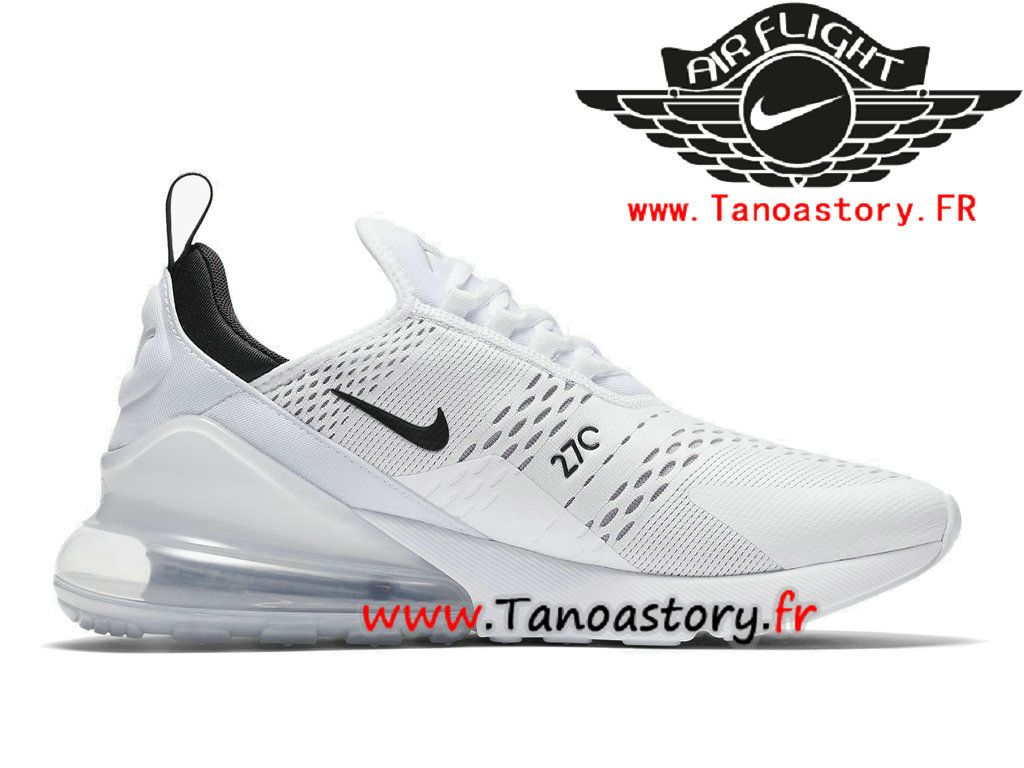 newest a2b58 ed241 Chaussures Homme Nike Air Max 270 Prix Pas Cher Blanc Rose AH8050-003-Tenez  le court et jouez toute la journée dans des ch…   http   www.tanoasiory.fr   ...