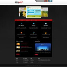 Free Website Templates By Tooplate Css Templates Css Website Templates Free Website Templates