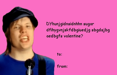 132 Best Tumblr Valentines Images N Pinterest Valentine Day Cards Celebrity Celebrities Here S Some Mem Valentines Memes Emo Band Memes Bad Valentines Cards