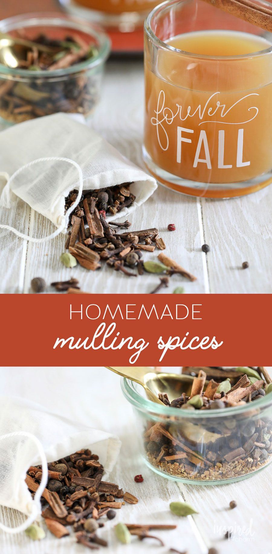 Homemade Mulling Spices For Apple Cider And Mulled Wine Mulling Spices Apple Cider Mu Homemade Mulling Spice Recipe Mulled Wine Recipe Mulled Cider Recipe